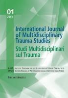 Studi multidisciplinari sul trauma – IJMTS