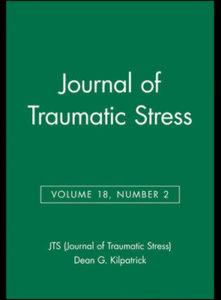 Journal of Traumatic Stress