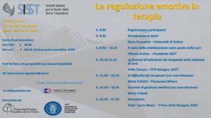 thumbnail of La regolazione in terapia_locandina